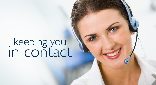 Keeping you in contact