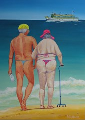 669 - Senior Beach Bums