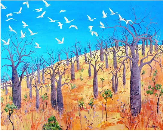 Corella Country - Print