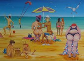 668 - Bundeena Beach Bums