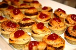 Mini Moroccan Lamb Pies