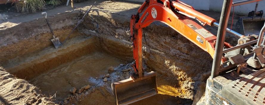 Pool Excavation Miranda