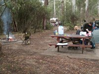 Cascades Camping Ground
