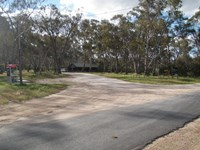 Mount Arapiles Camping Area Entrance