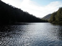 Wollondilly River At Dusk