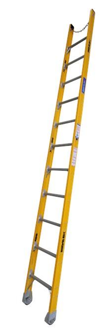 Fibreglass Single Ladder