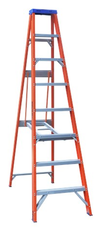 Double & Single Sided Step Ladders