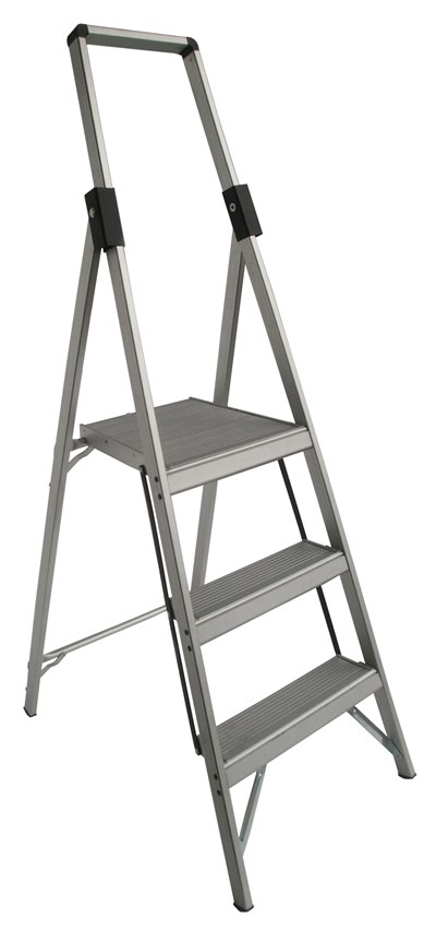 Slim Line Platform Ladder 5ft - 2ft (1.5M - 0.6M)