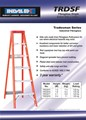 Tradesman Fibreglass Single Sided Step 5ft
