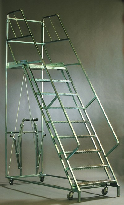 Order Picking Ladder 8 step