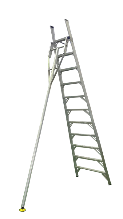 Indalex Pro Series Orchard Ladder 8ft (2.4M)