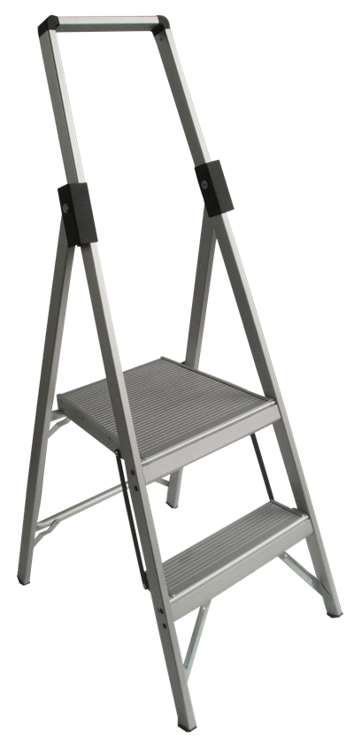 Slim Line Platform Ladder 5/2 (2ft / 0.6M Platform)