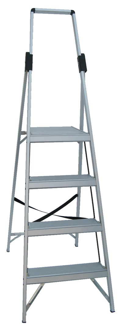 Slim Line Platform Ladder 7/4 (4ft / 1.2M Platform)