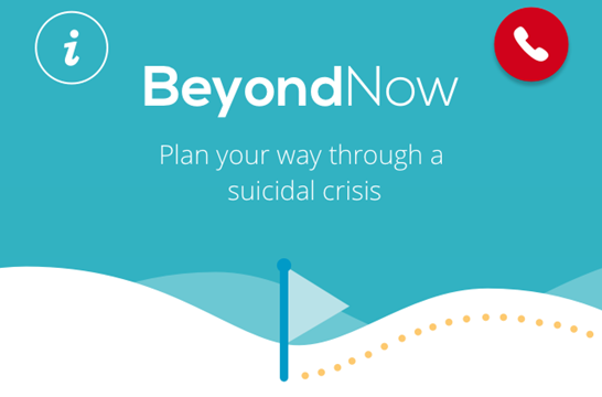 BeyondNow: Beyond Blue produces a safety app