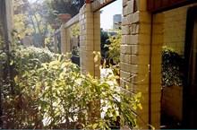 Mirror Garden Wall - After
