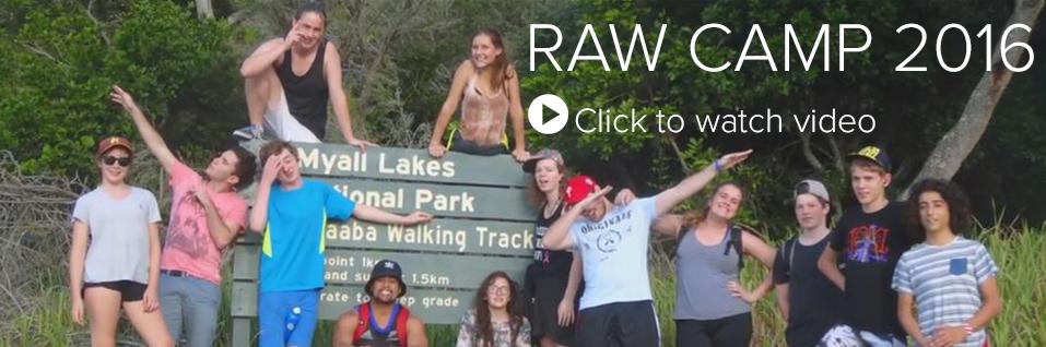 Raw Camp 2016