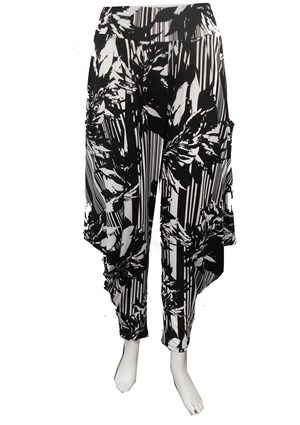 SOLD OUT  - PRINT 652 - Rhianna printed harem pants