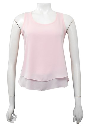 PINK - Pollyanne double layer singlet
