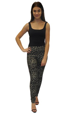 LIMITED STOCK - Alex printed scuba tights