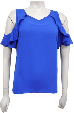 ROYAL - Lucy frill arm top
