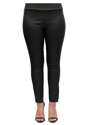 LIMITED STOCK - Krystal faux leatherette pant