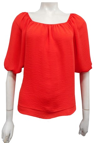 RED - Lola double layer top