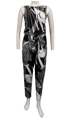 LIMITED STOCK - PRINT 603 - Josie printed jumpsuit
