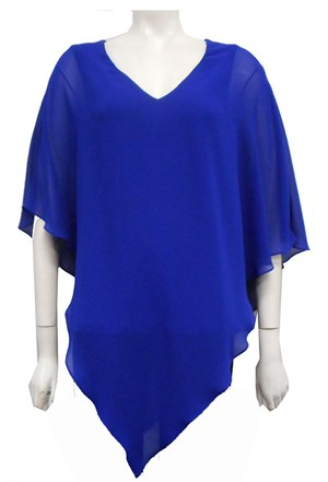 ROYAL - Belinda double layer angle top