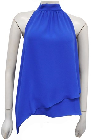COMING SOON - ROYAL - Alana high neck top