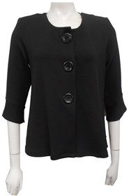 BLACK - Emma jacket