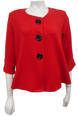 LIMITED STOCK - RED - Emma jacket