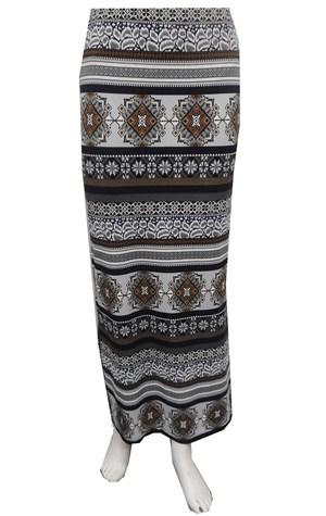 PRINT - Amber printed skirt
