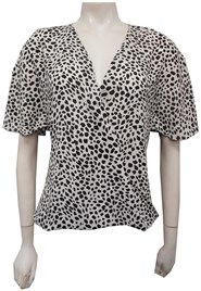 Karla Heavy Chiffon Top ANIMAL