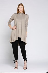 Bamboo Cardi AVAILABLE IN BEIGE AS PICTURED,BLACK,NAVY