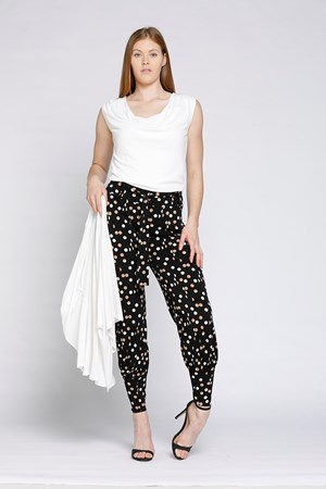 SOLD OUT SPOT PANT WITH DETACHABLE BELT