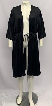 Pipa Drawstring Jacket - Silky/Shiny Woven