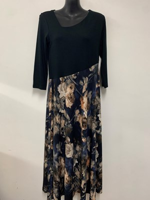 Maggie Angle Dress -Will be in 3/4 Sleeve