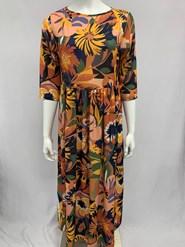 Crepe Dress Print 2