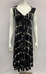 Kim Tie Front Dress