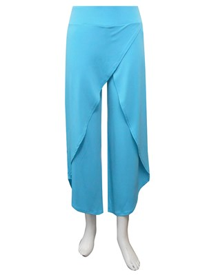 AQUA - Soft knit skirt front pants