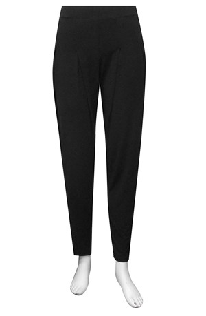 Aliya knit pant with tucks