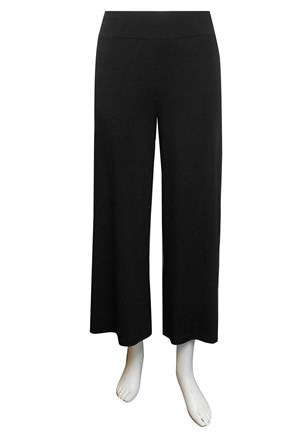 CLICK TO SEE COLOURS AVAILABLE - Robyn soft knit pant with side splits