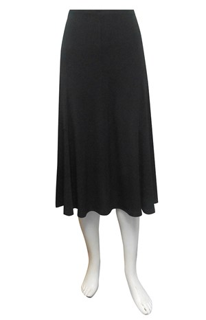 Betty plain panelled skirt