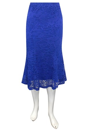 ROYAL - Willow lace skirt
