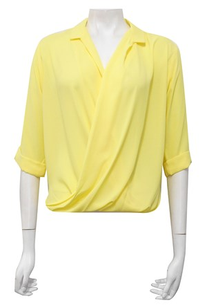 LIMITED STOCK - CLICK TO SEE COLOURS AVAILABLE - Shellie loose turn up shirt