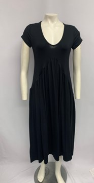 Wonderland Dress BLACK