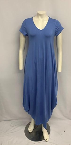 Wonderland Dress DENIM