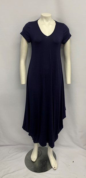 Wonderland Dress NAVY