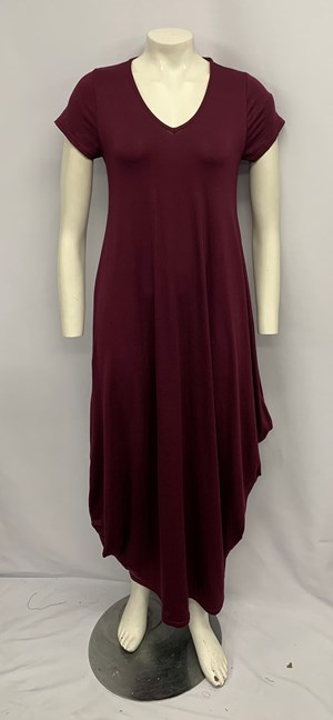 Wonderland Dress PLUM