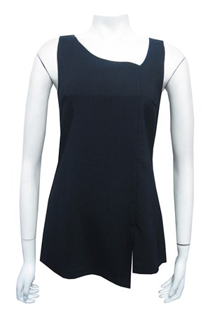 Bengaline asymmetrical neck top